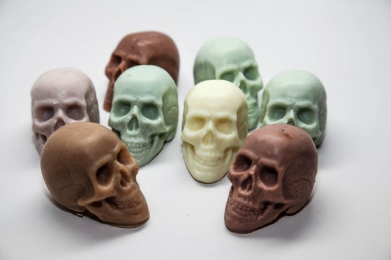 Image of Skull Hand Soap