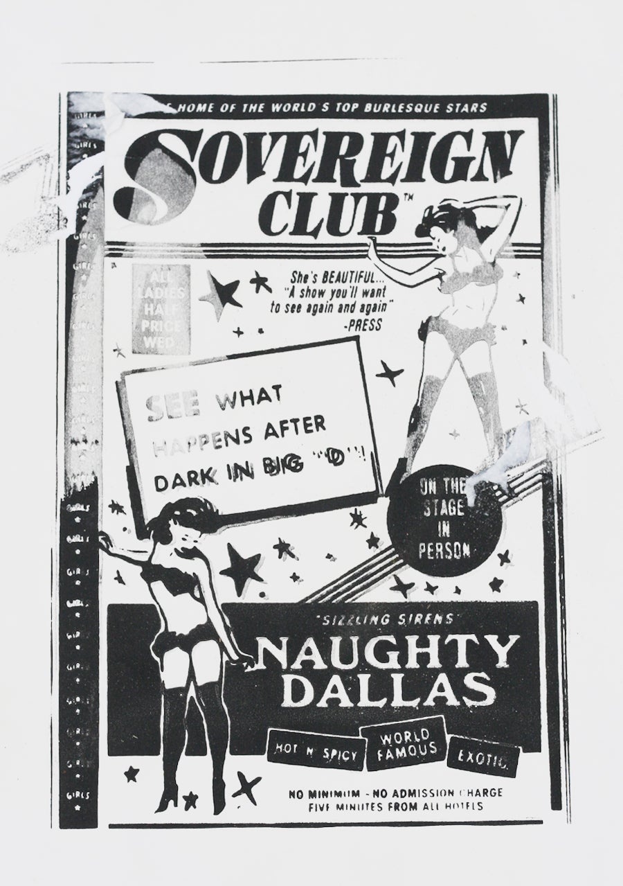 Image of Naughty Dallas Relic