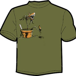 Image of Plant Shirt!