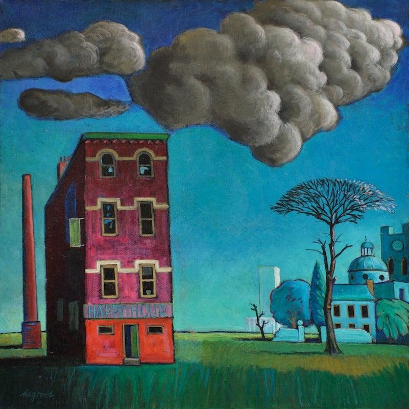 "Image of ""Urban Renewal V2"" by Dick de Groot #77"