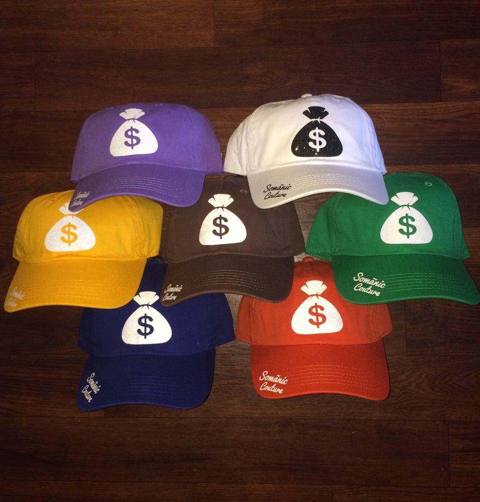Image of Money Bag DadHats