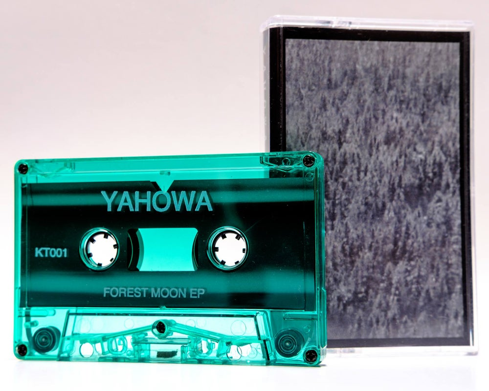 Image of YAHOWA - FOREST MOON EP