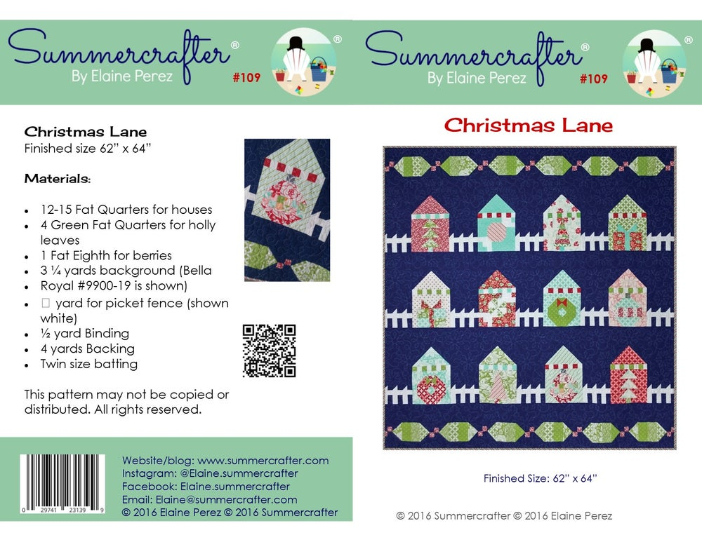 Image of Christmas Lane PDF download
