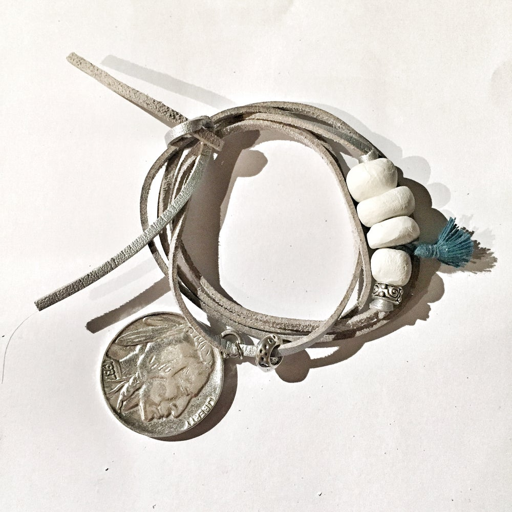 Image of Sioux-Buffalo necklace / bracelet