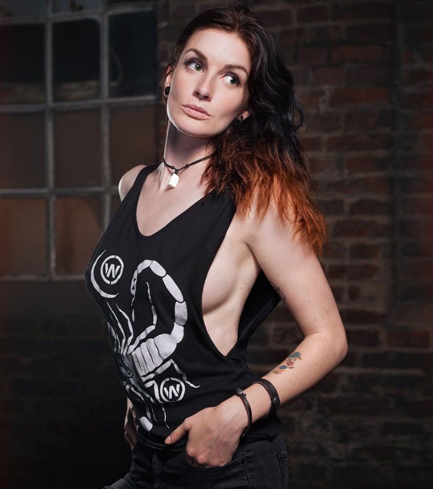 Image of Scorpion Tank Top - Girls