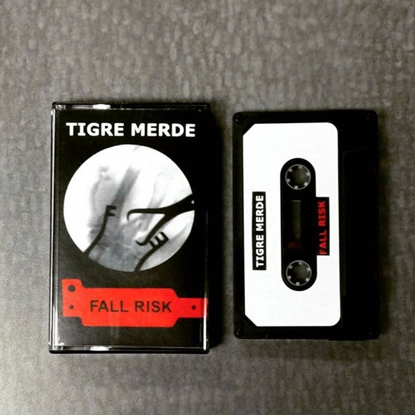 "Image of Tigre Merde ""Fall Risk"" (C-10) [REORH#068]"
