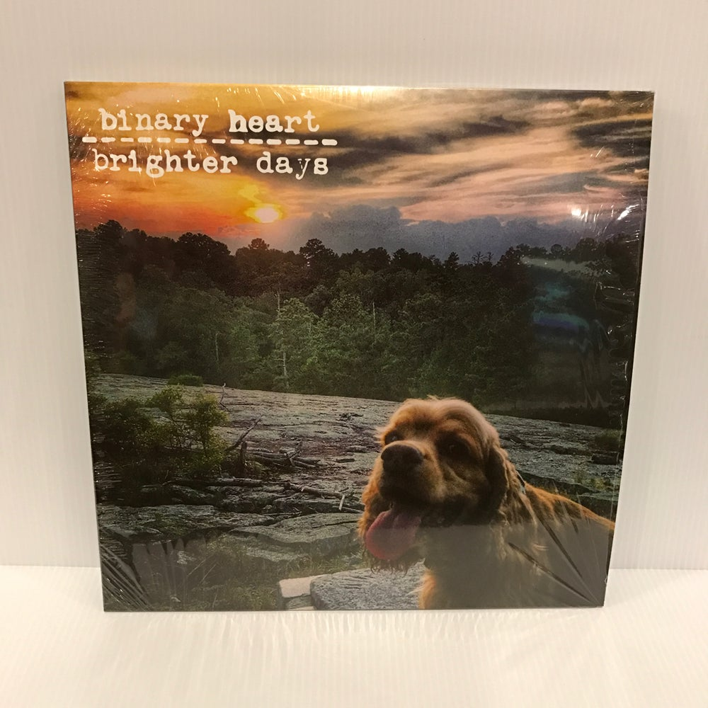 Image of Brighter Days Vinyl (Dawn Variant) US SHIPPING INCLUDED