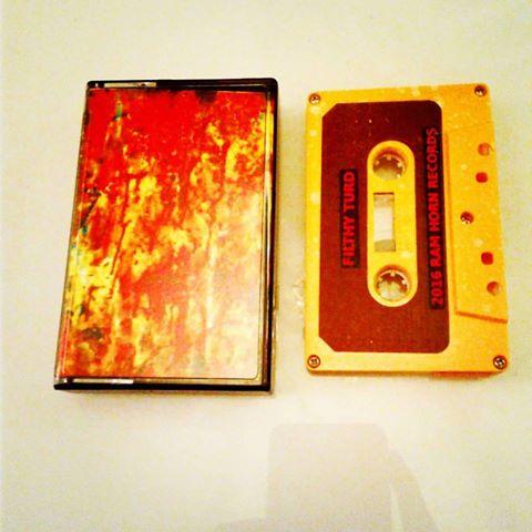 Image of Filthy Turd / Breakdancing Ronald Reagan <split-cassette> [REORH#067]
