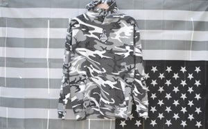 "Image of AmeriKKKa ""Land of the FUCKED"" (Camo) Hoodie"