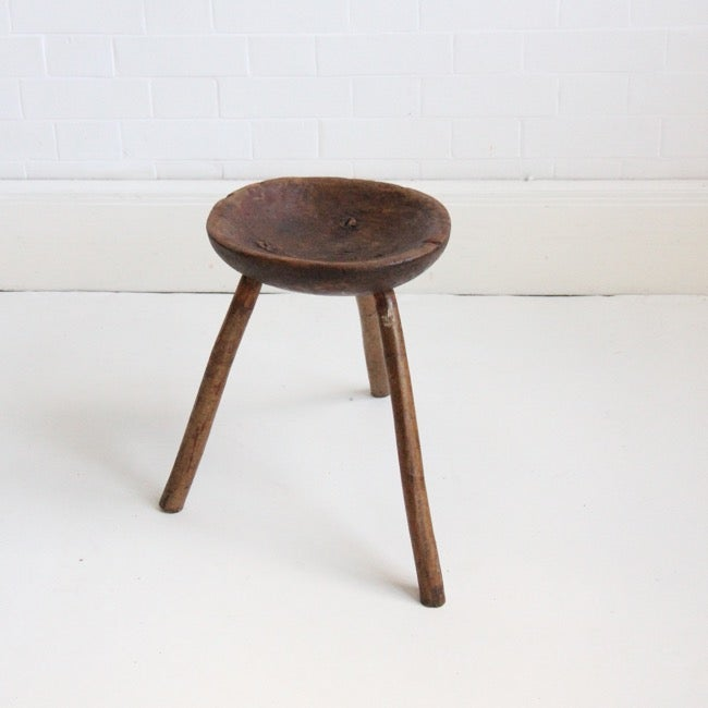 Image of Vintage stool