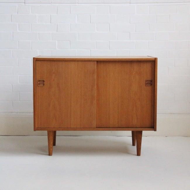 Image of Midcentury Danish Oak Sideboard c1960