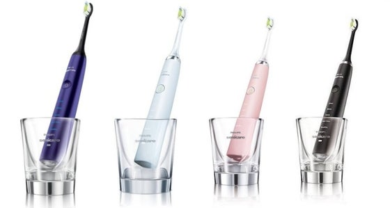 Image of Sonicare Diamond Clean Electric Toothbrush