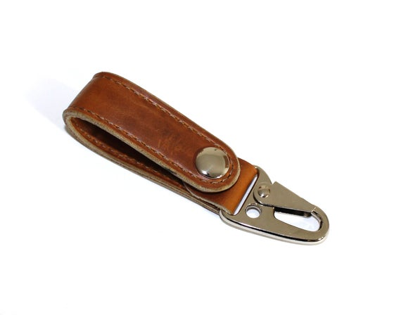 Image of Built Lanyard - Honey Cavalier