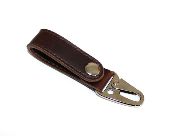 Image of Built Lanyard - Brown CXL