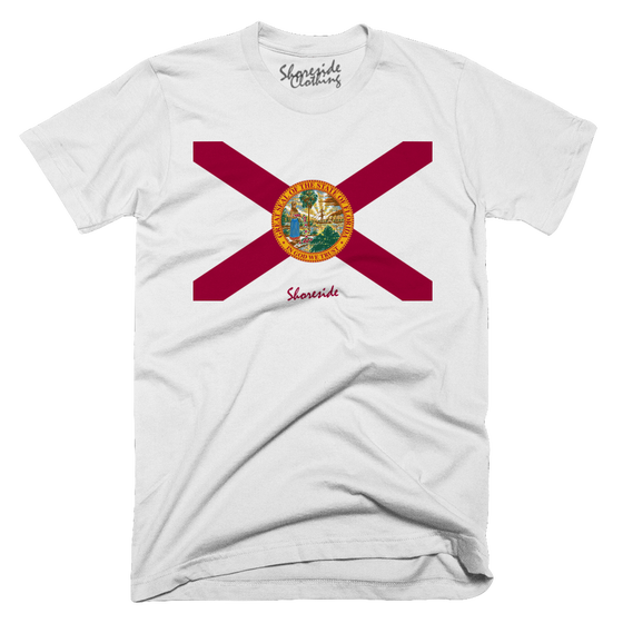 Image of Florida Flag Tee