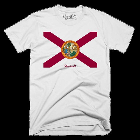 Image of Florida Flag Tee