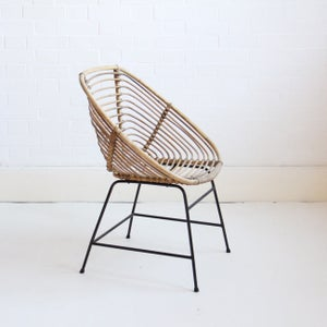 Image of Dutch Rattan chair