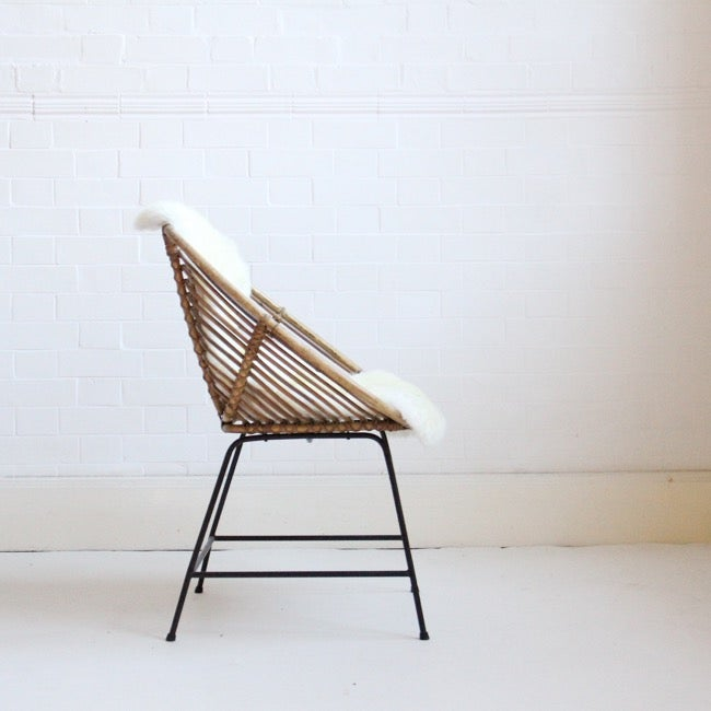 Image of Dutch Rattan chair
