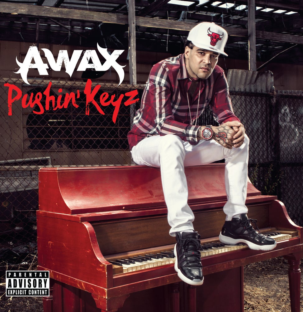 Image of A-Wax - Pushin' Keyz