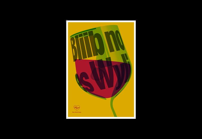 Image of Poster «Bliib No Es Wyli»