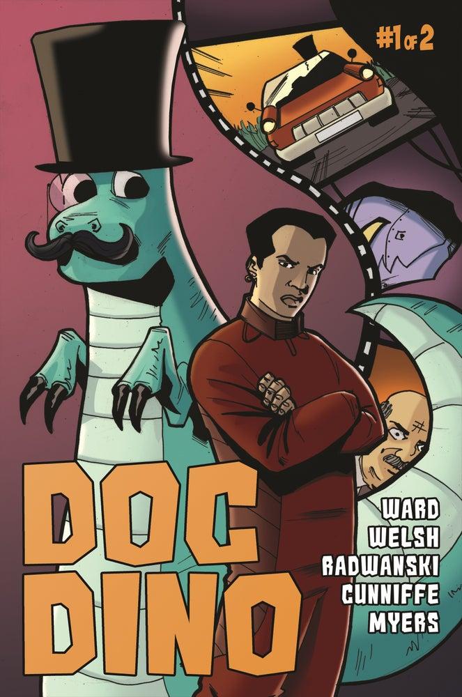 Image of Doc Dino #01