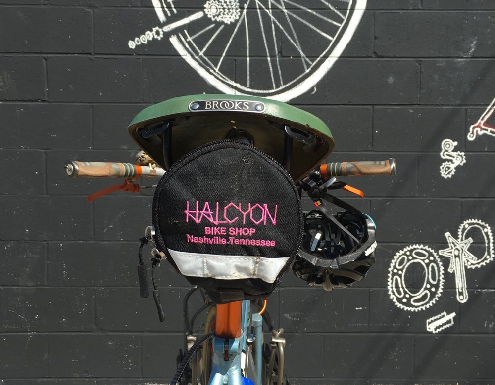 Image of Halcyon Saddlebag