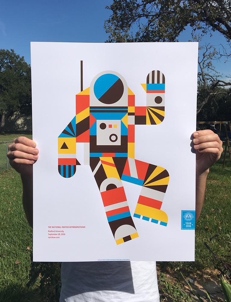 Image of Hello Spaceman X NPR