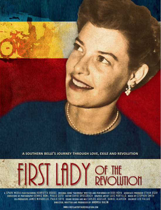 Image of First Lady of the Revolution Public Screening Package