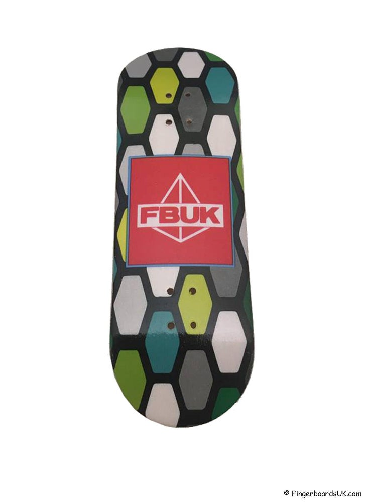 Image of FBUK Premium Graphic Deck - Mosaic