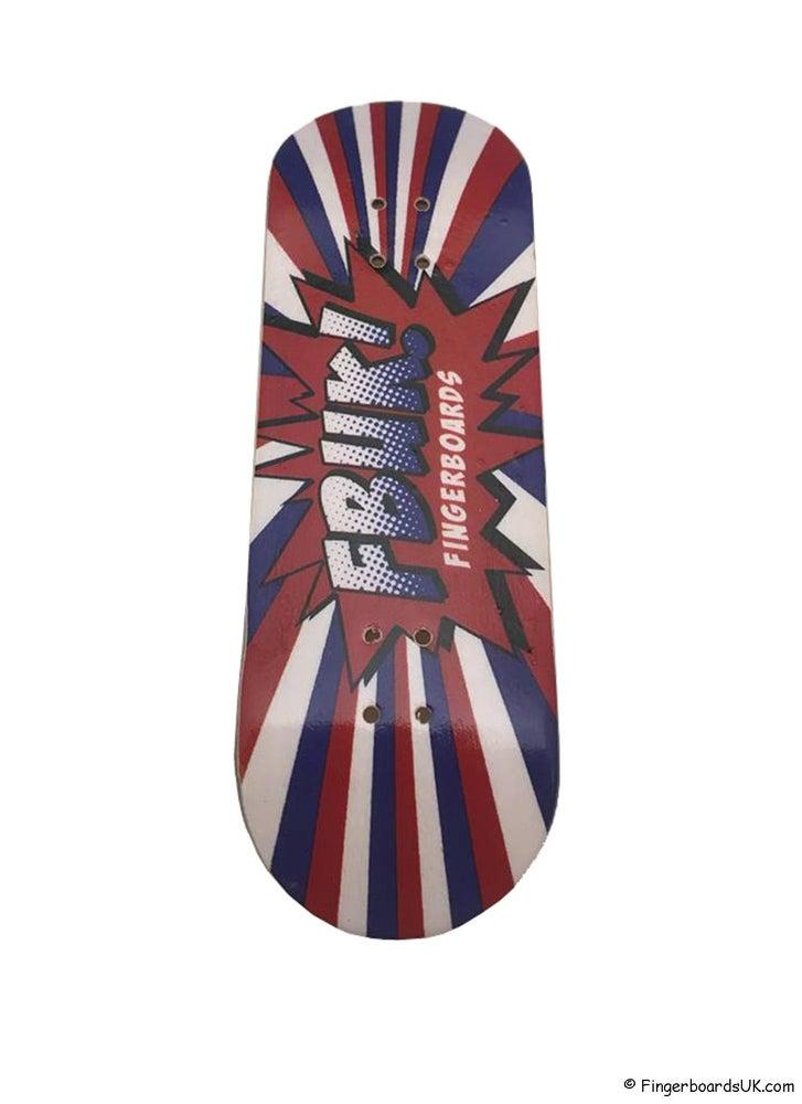 Image of FBUK Premium Graphic Deck - KAPOW Britain