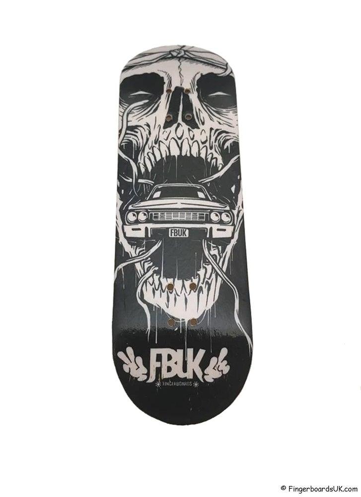 Image of FBUK Premium Graphic Deck - Skull Rider