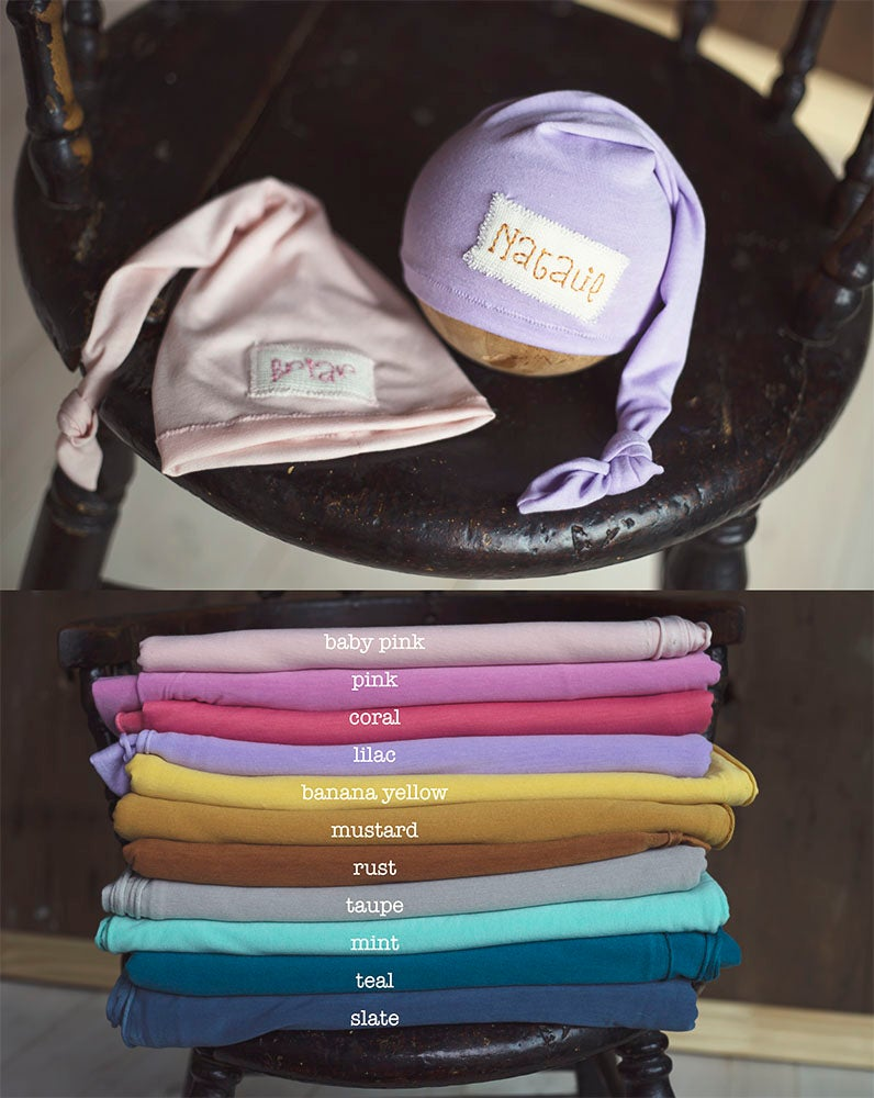 Image of Personalized Hats