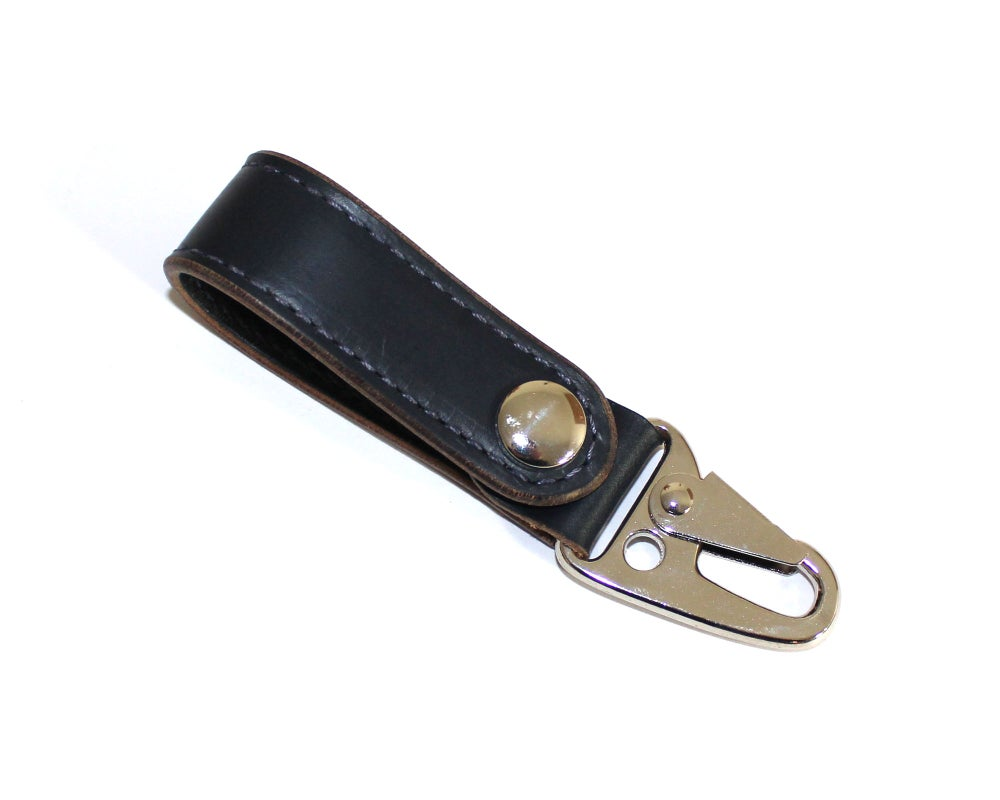 Image of Built Lanyard - Navy