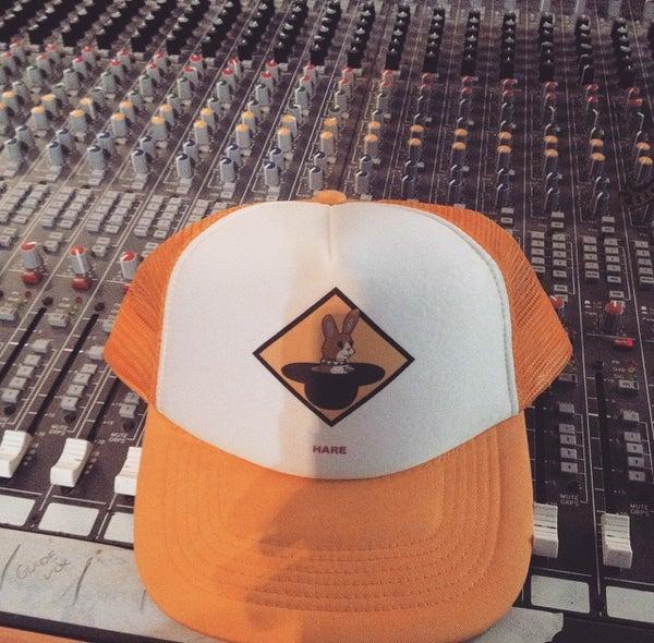 Image of HARE MASCOT TRUCKER HAT