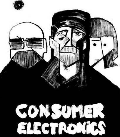 Image of CONSUMER ELECTRONICS - Dollhouse Songs. LP.
