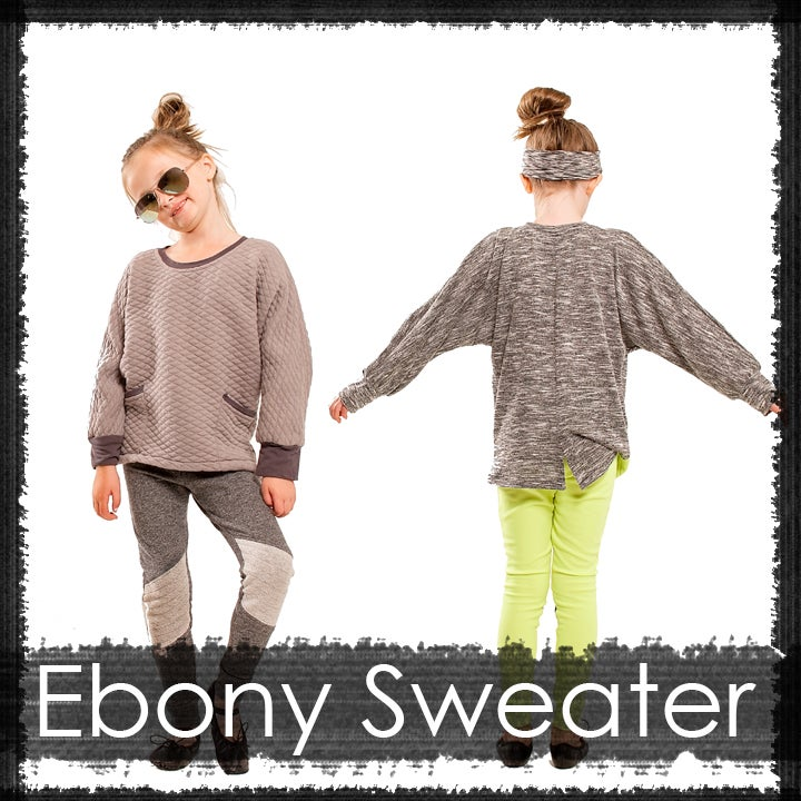 Image of Ebony Sweater