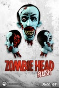Image of Plush One Eye Tessio Zombie Head - SOLD OUT