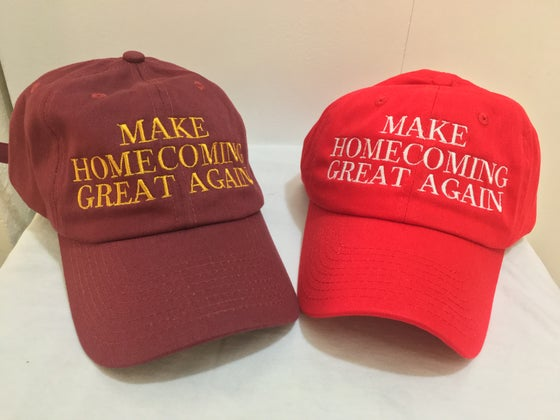 Image of Make Homecoming Great Again Dad Hat