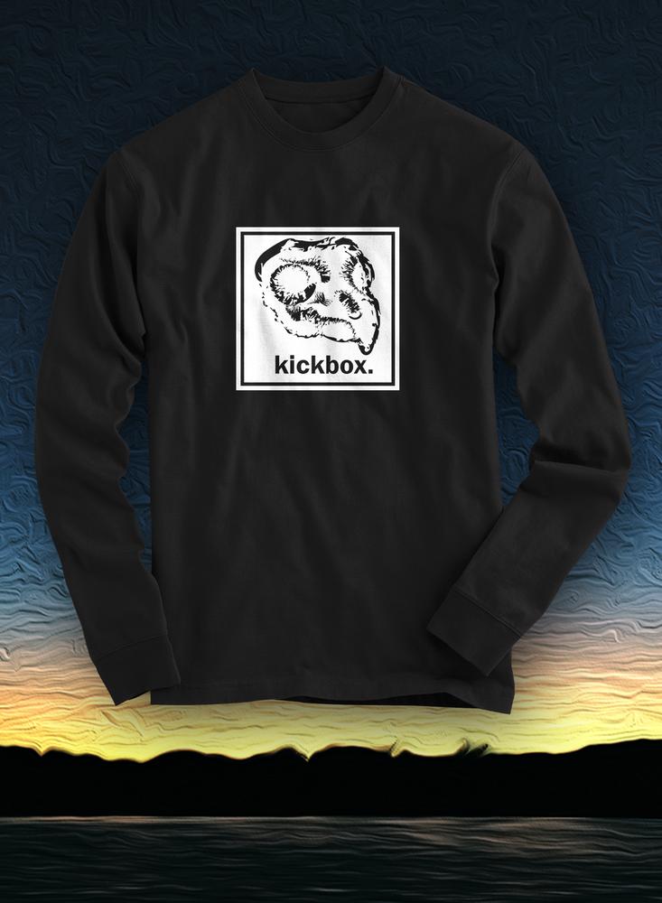 Image of Kickbox Hawk Design