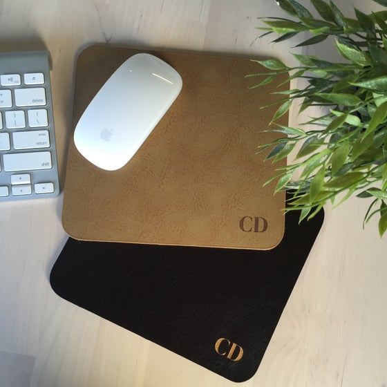 Image of Monogram Mouse Pad