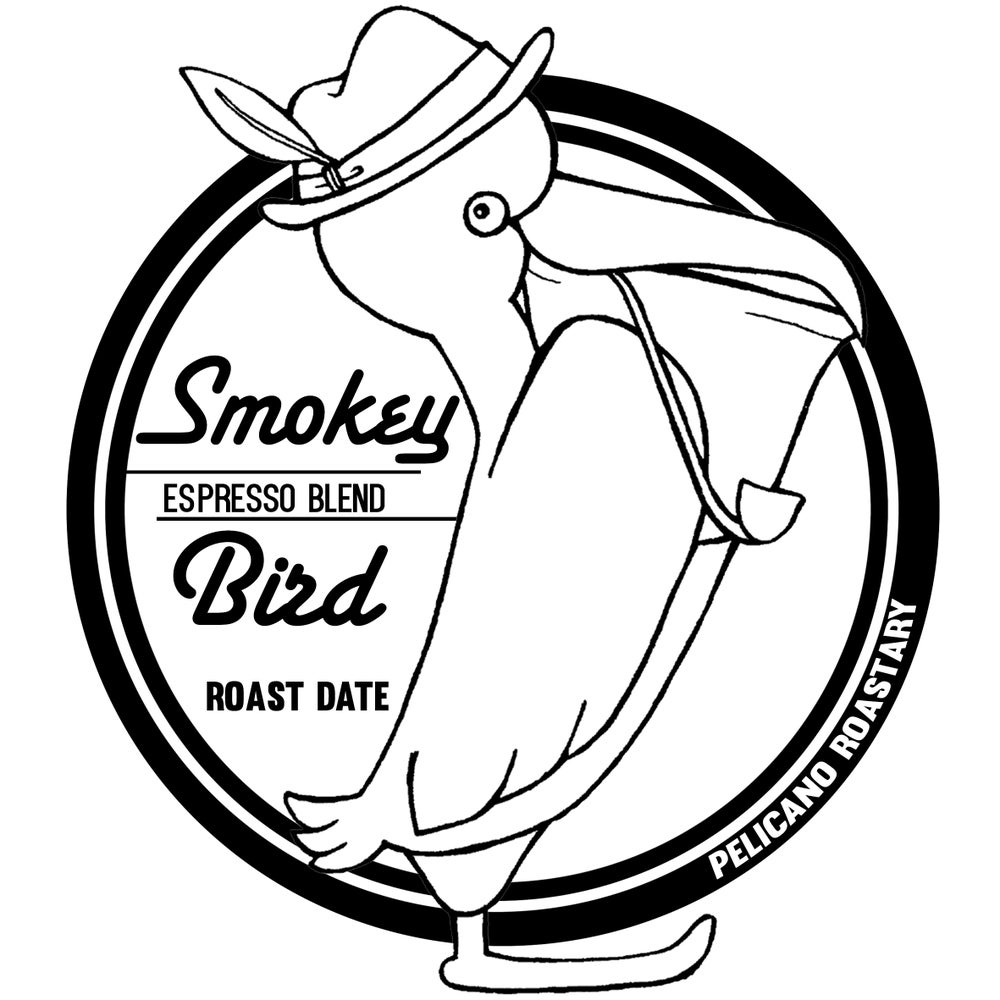 Image of Smokey Bird Espresso Blend