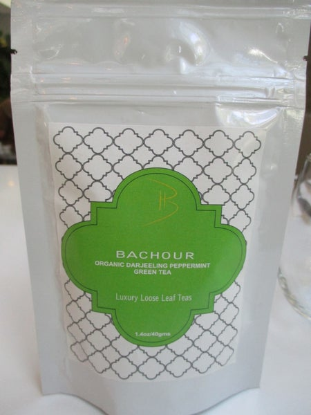 Image of Organic Darjeeling Peppermint Green Tea