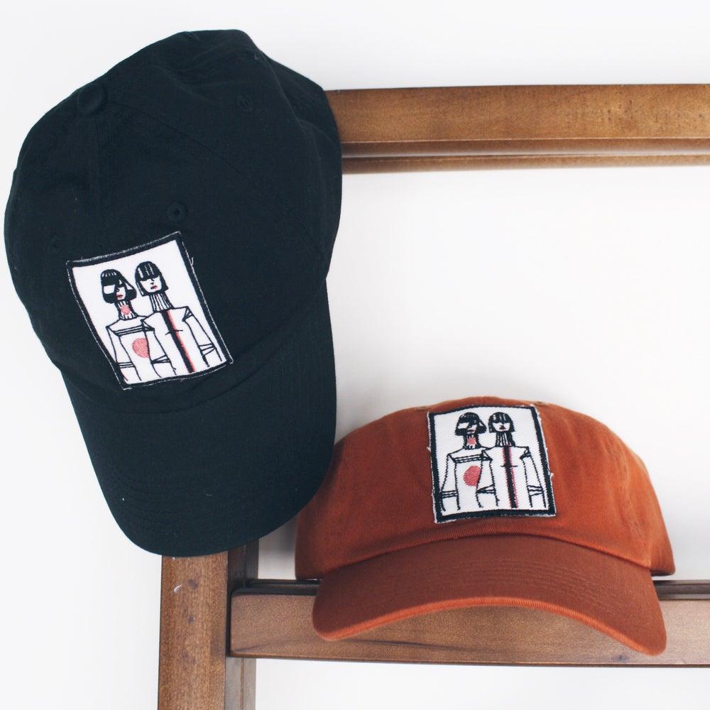"Image of LUCID777 ""TokyoWomen"" cap"
