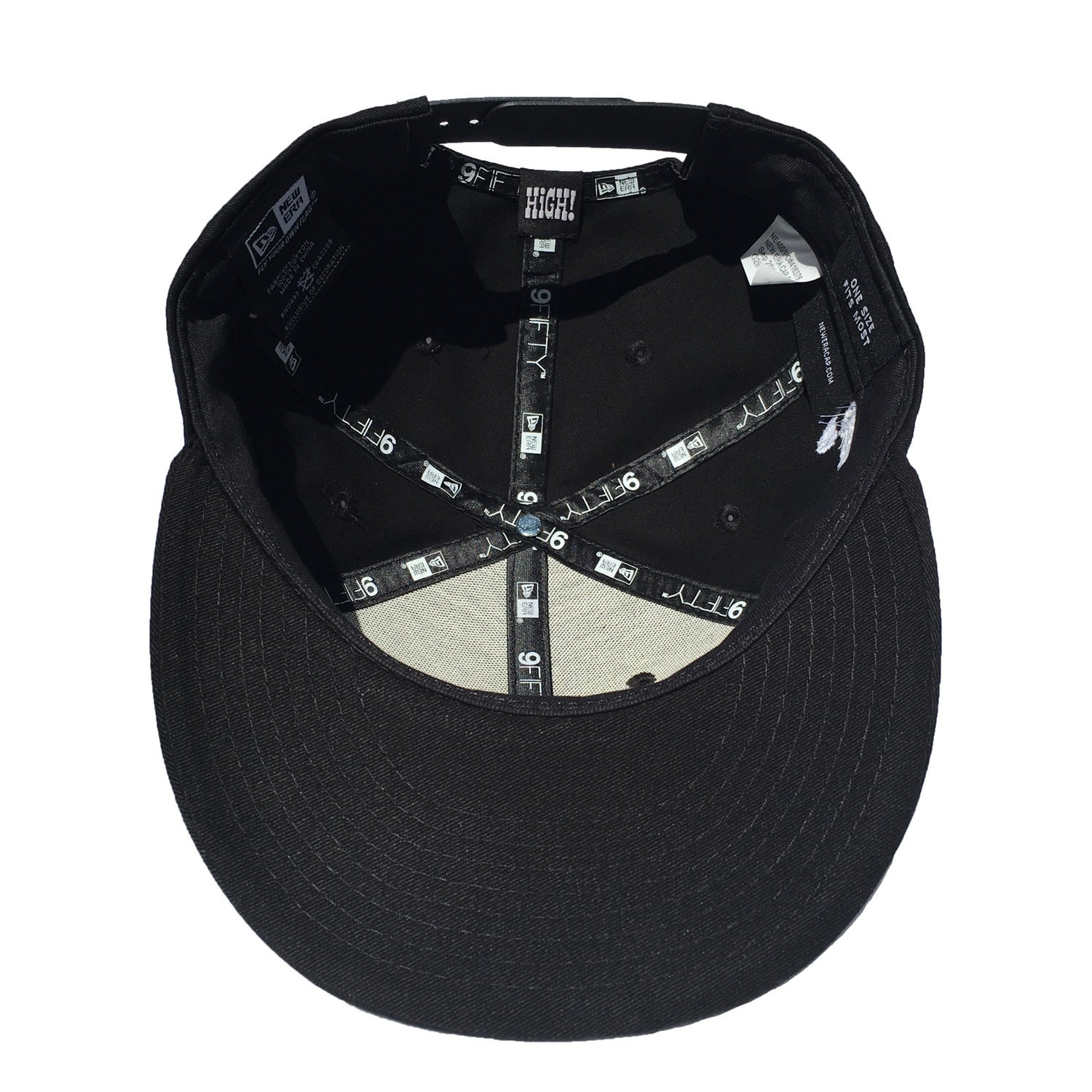 Image of Feel Like Yeezy Snapback - BLK