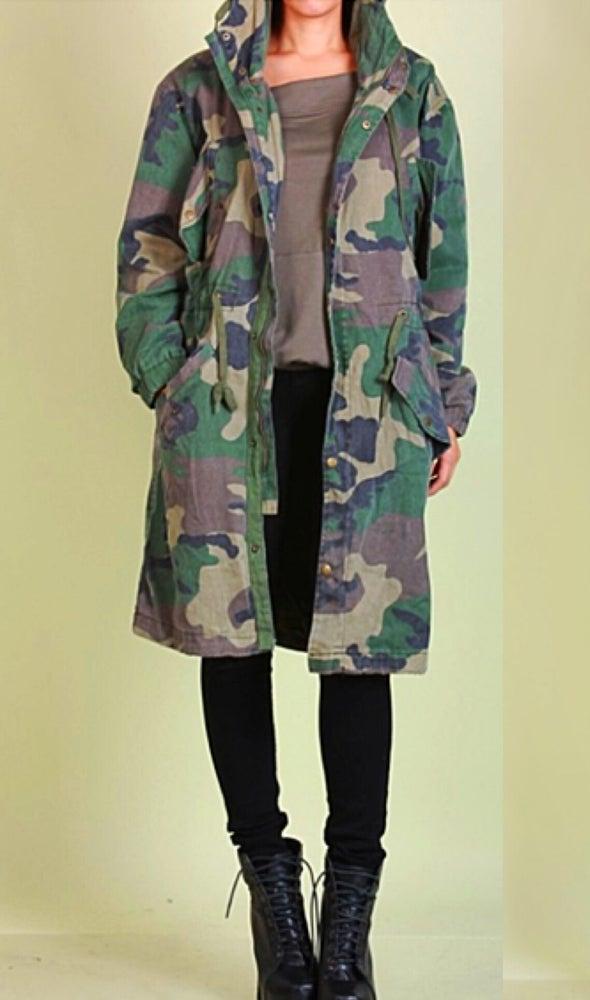 Image of Camo jacket
