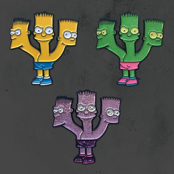 Image of Schitsophrenic Bart