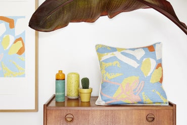 Image of 'Flora' Cushion- Grow Collection