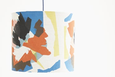 Image of 'Bloom' Drum Lampshade- Grow Collection