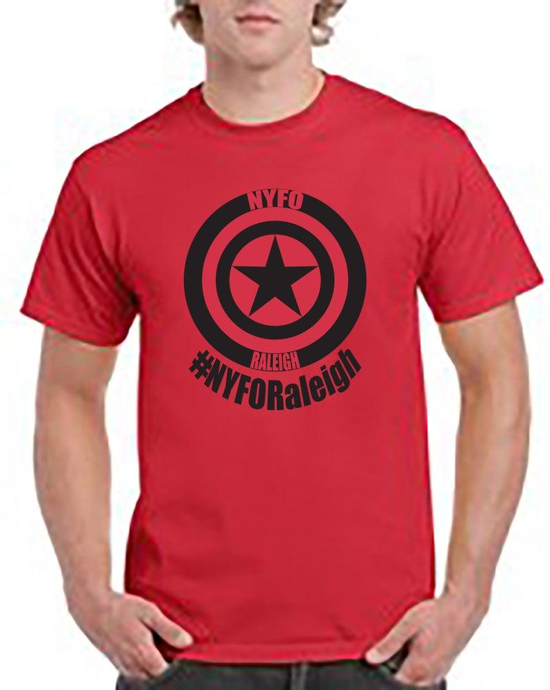 Image of Cap - Red & Black