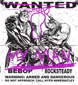 Image of WANTED